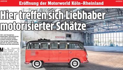 Beilage + Bericht